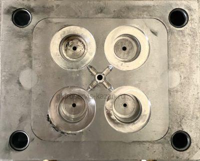 пресс-форма для термопластавтоматов